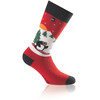 Rohner Pinguin Socks Children red